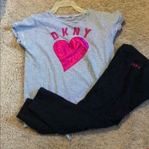 💘Girls DKNY Outfit💘